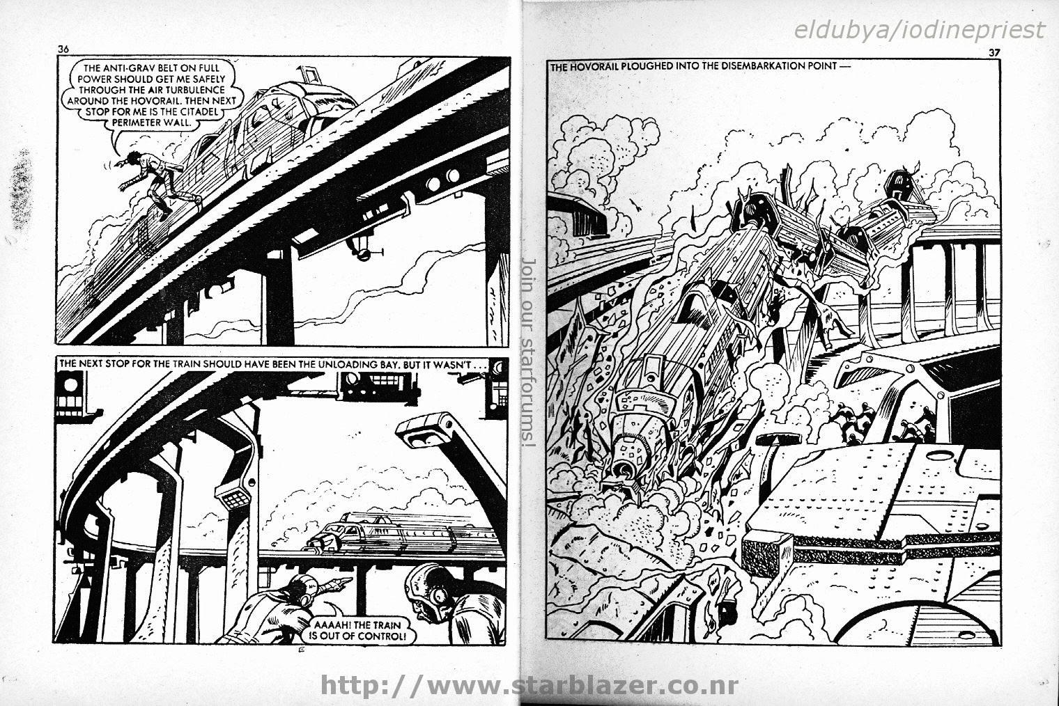 Starblazer issue 114 - Page 20