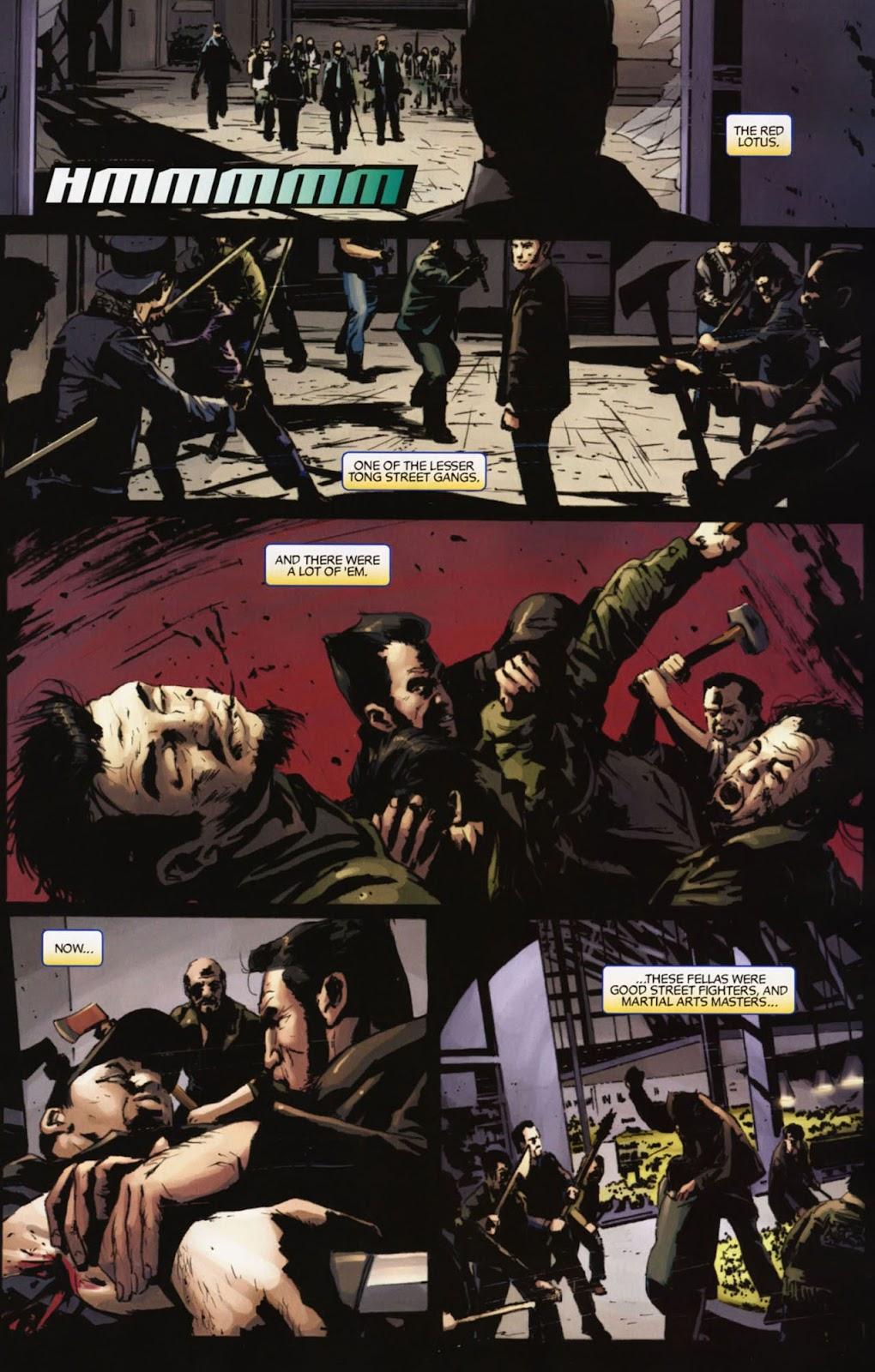 Read online Wolverine (2003) comic -  Issue #900 - 32