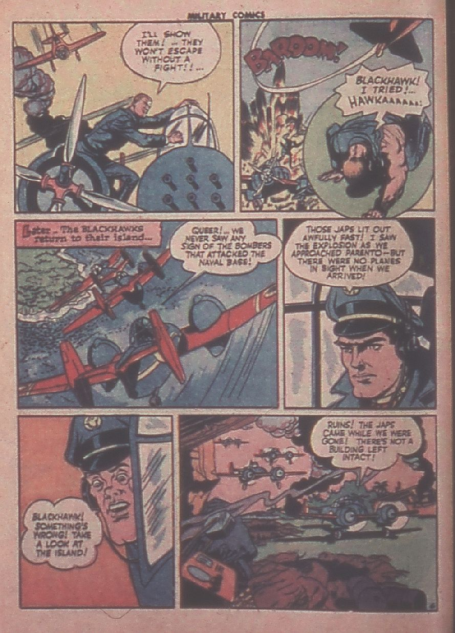 Military Comics issue 31 - Page 8
