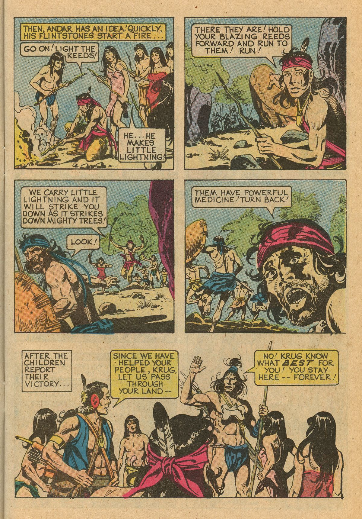 Read online Turok, Son of Stone comic -  Issue #115 - 11