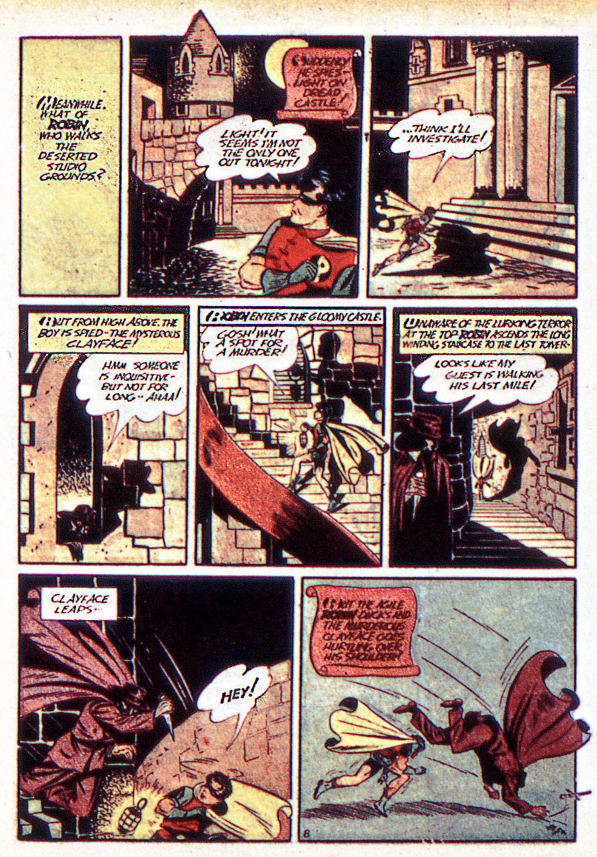 Detective Comics (1937) 40 Page 9