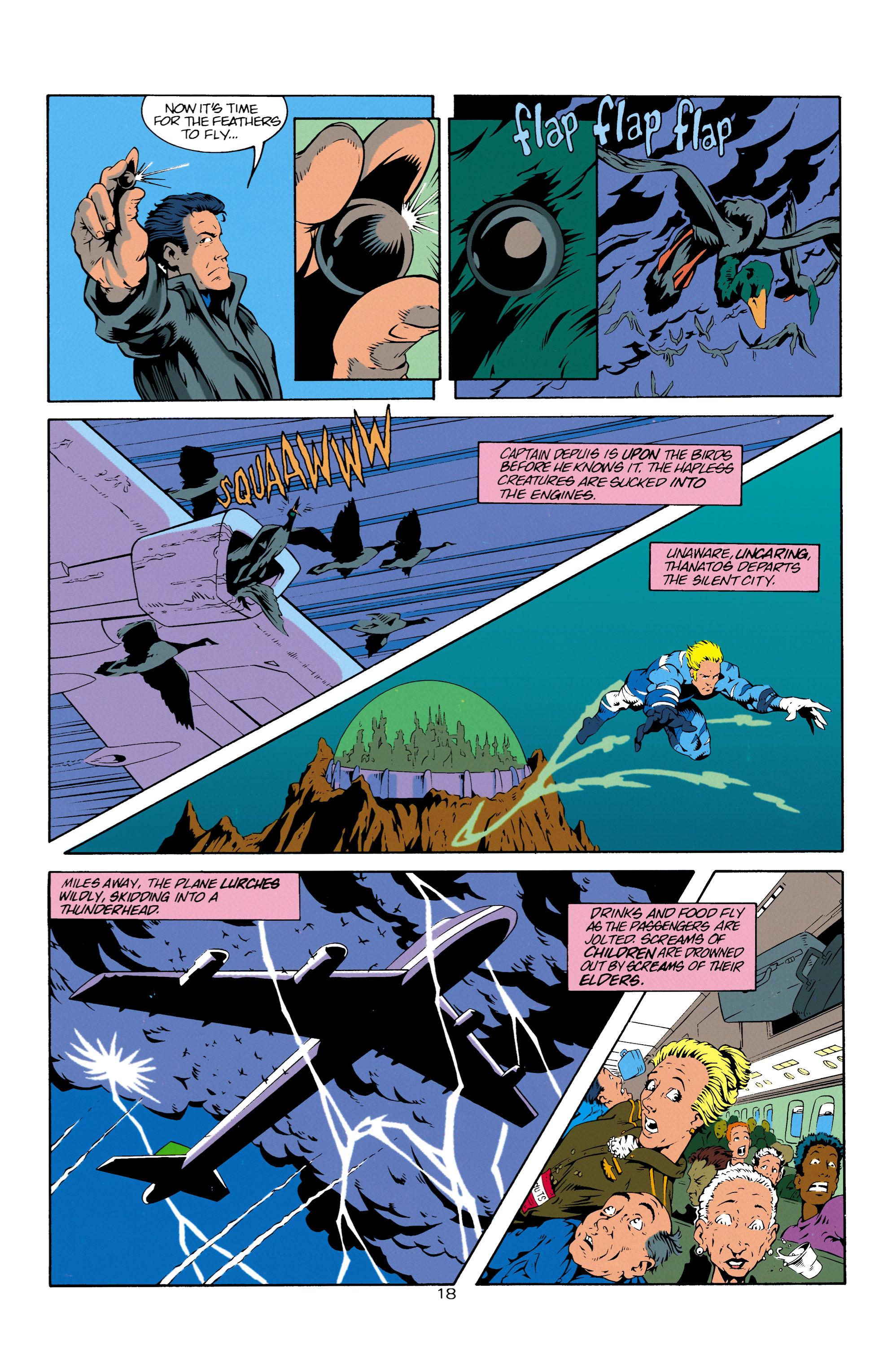 Read online Aquaman (1994) comic -  Issue #14 - 19