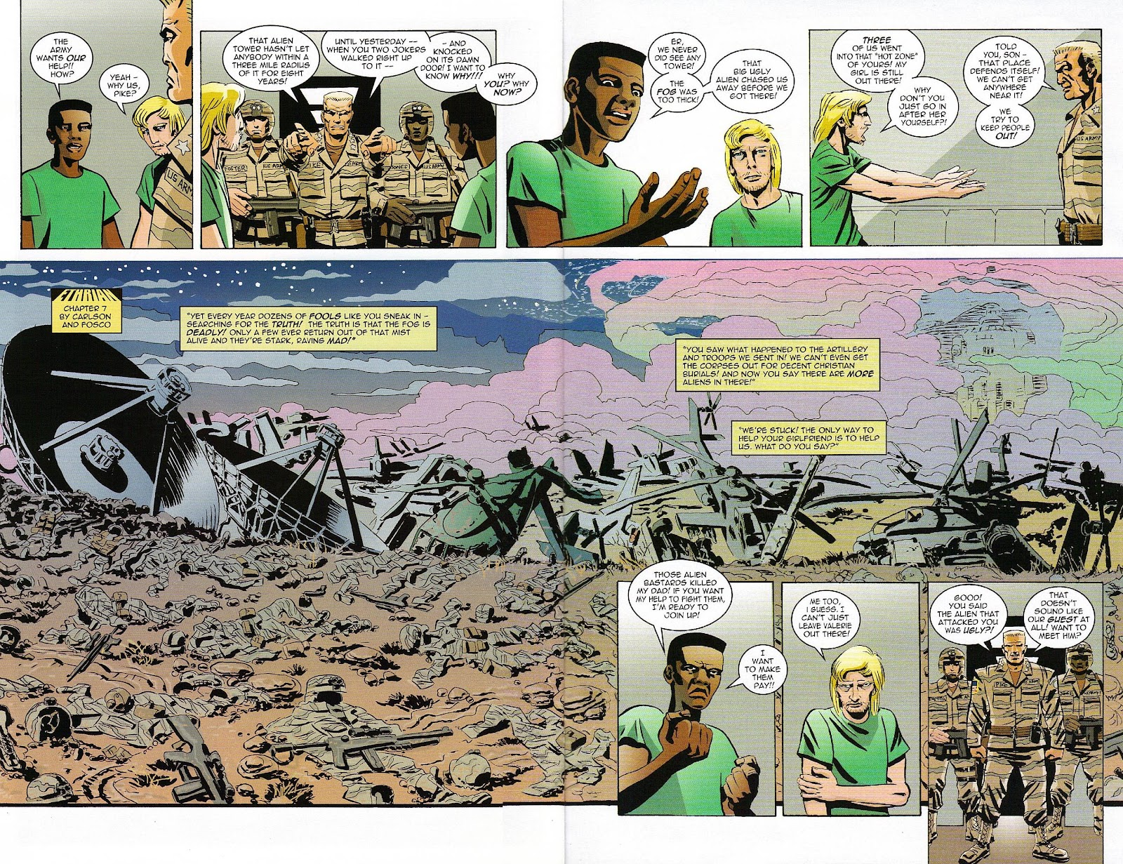 The Savage Dragon (1993) Issue #151 #154 - English 26