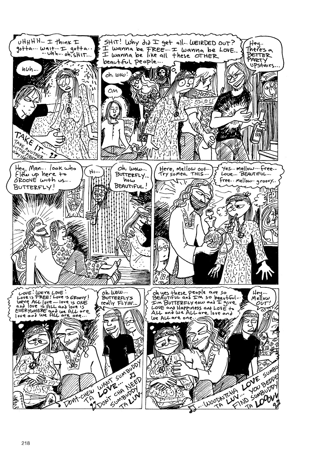 Read online Life's a Bitch: The Complete Bitchy Bitch Stories comic -  Issue # TPB (Part 3) - 13