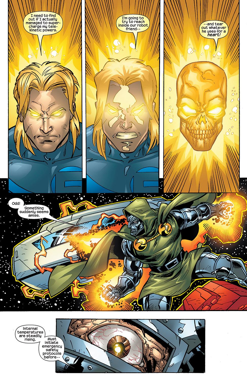 Read online Fantastic Five (2007) comic -  Issue #4 - 18