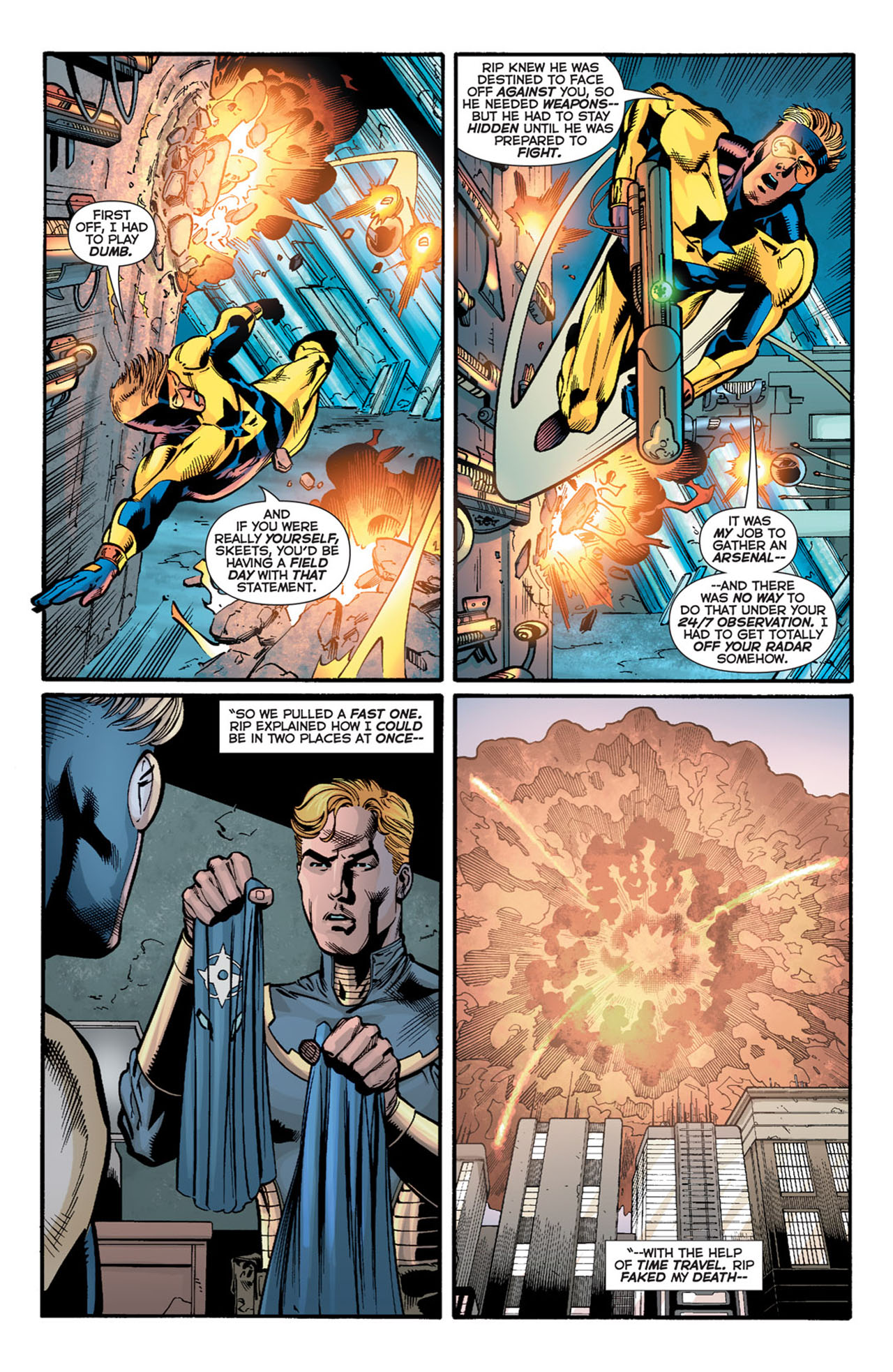 Read online 52 comic -  Issue #37 - 8