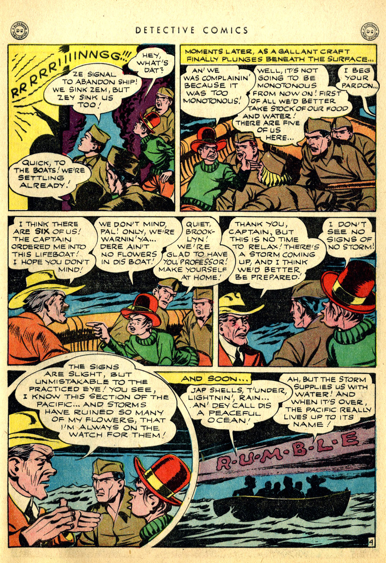 Read online Detective Comics (1937) comic -  Issue #91 - 43