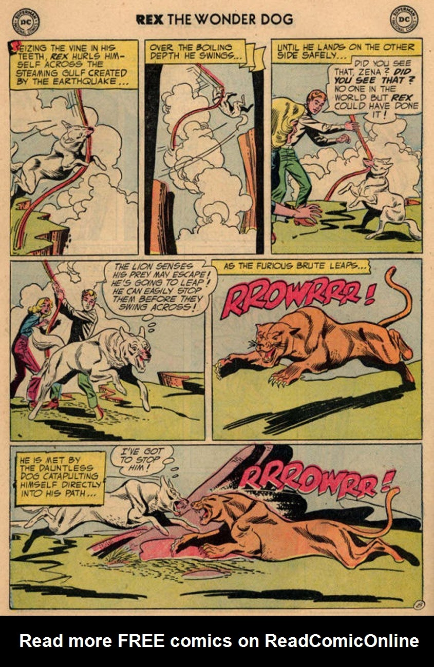 The Adventures of Rex the Wonder Dog issue 20 - Page 10