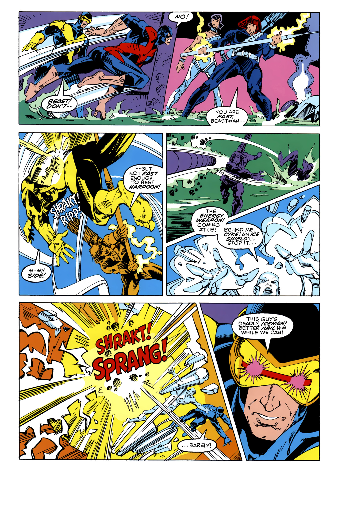 Read online X-Factor (1986) comic -  Issue #10 - 6