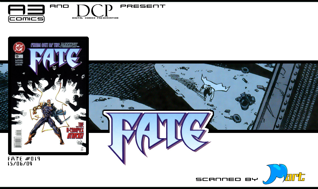 Read online Fate comic -  Issue #19 - 26
