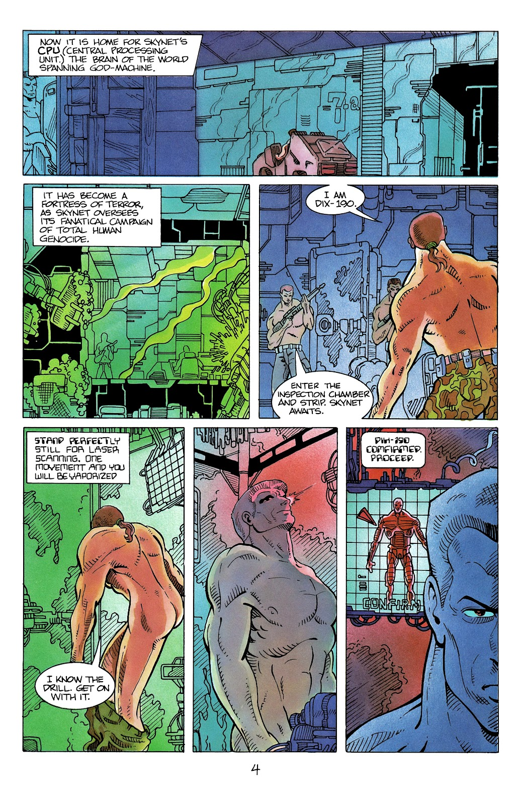 The Terminator (1988) issue 11 - Page 6