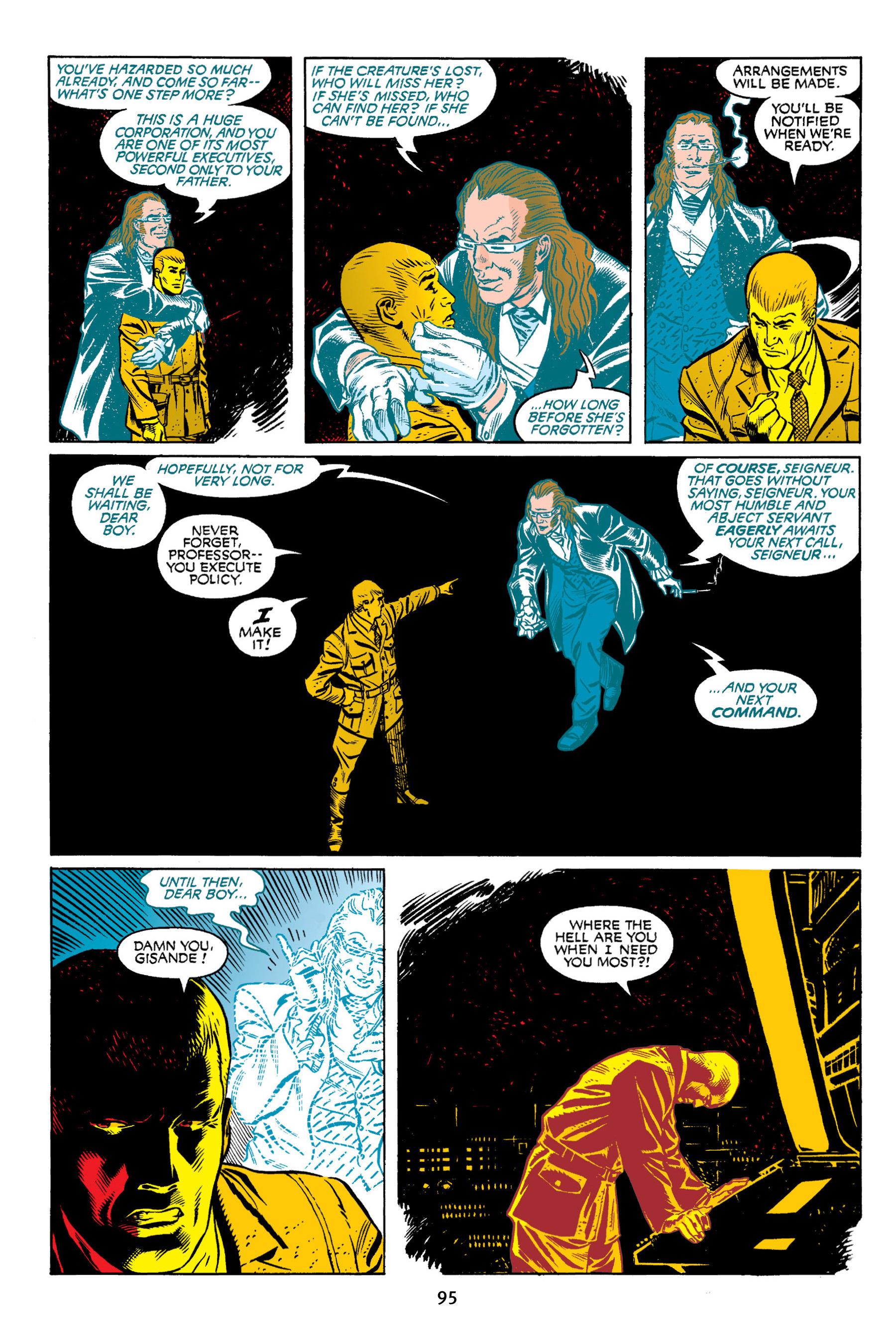 Read online Aliens vs. Predator Omnibus comic -  Issue # _TPB 2 Part 1 - 94