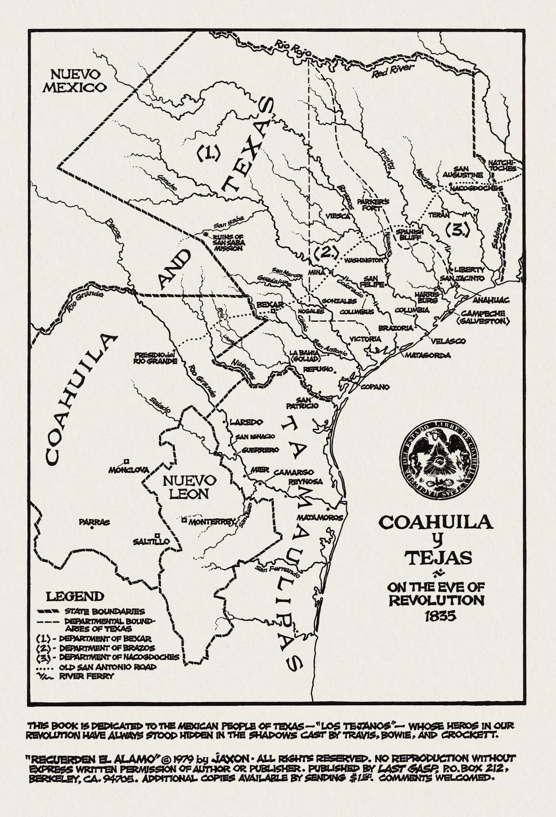 Recuerden el Alamo issue Full - Page 2