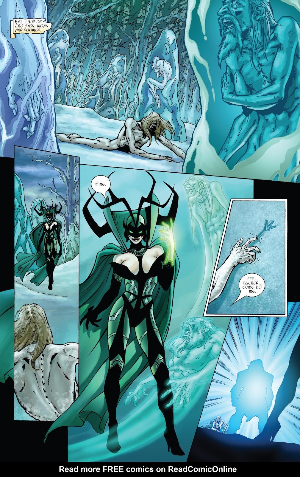 Read online Thor: Ragnaroks comic -  Issue # TPB (Part 3) - 25
