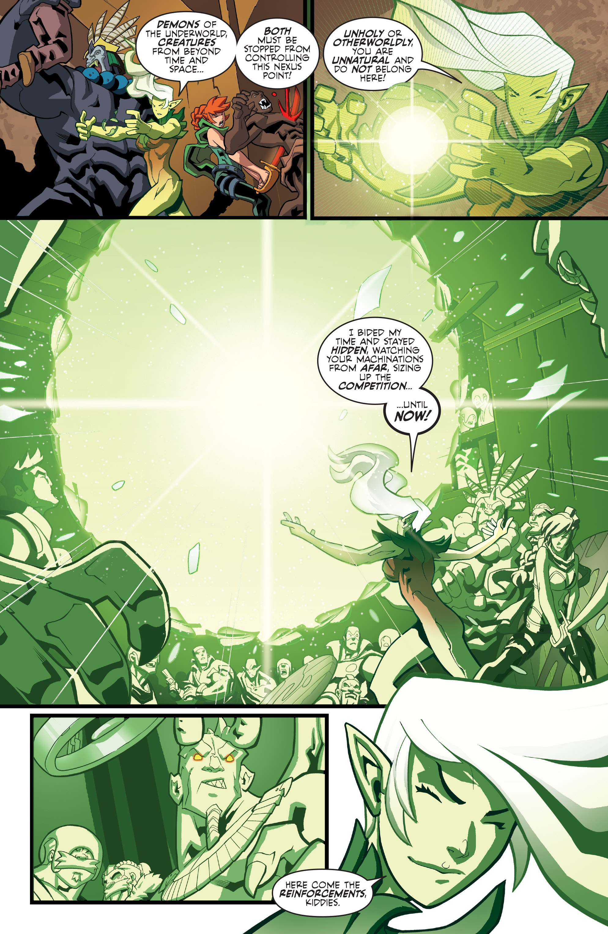 Read online Skullkickers comic -  Issue #33 - 17