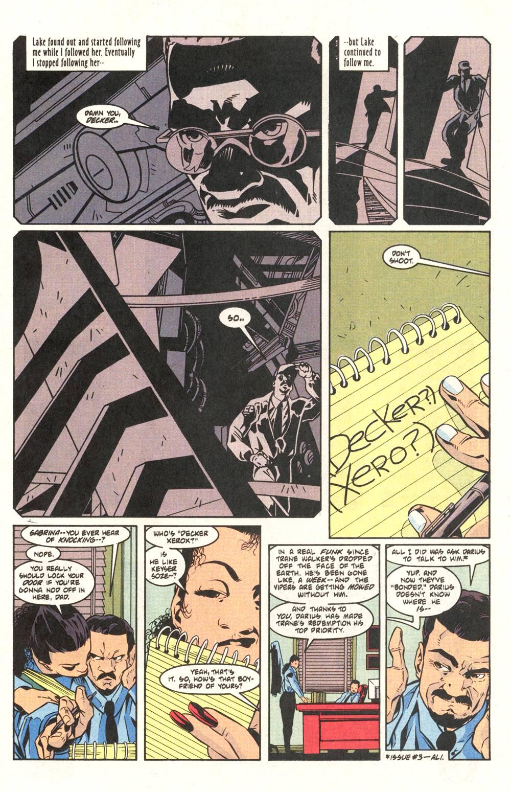 Read online Xero comic -  Issue #6 - 16
