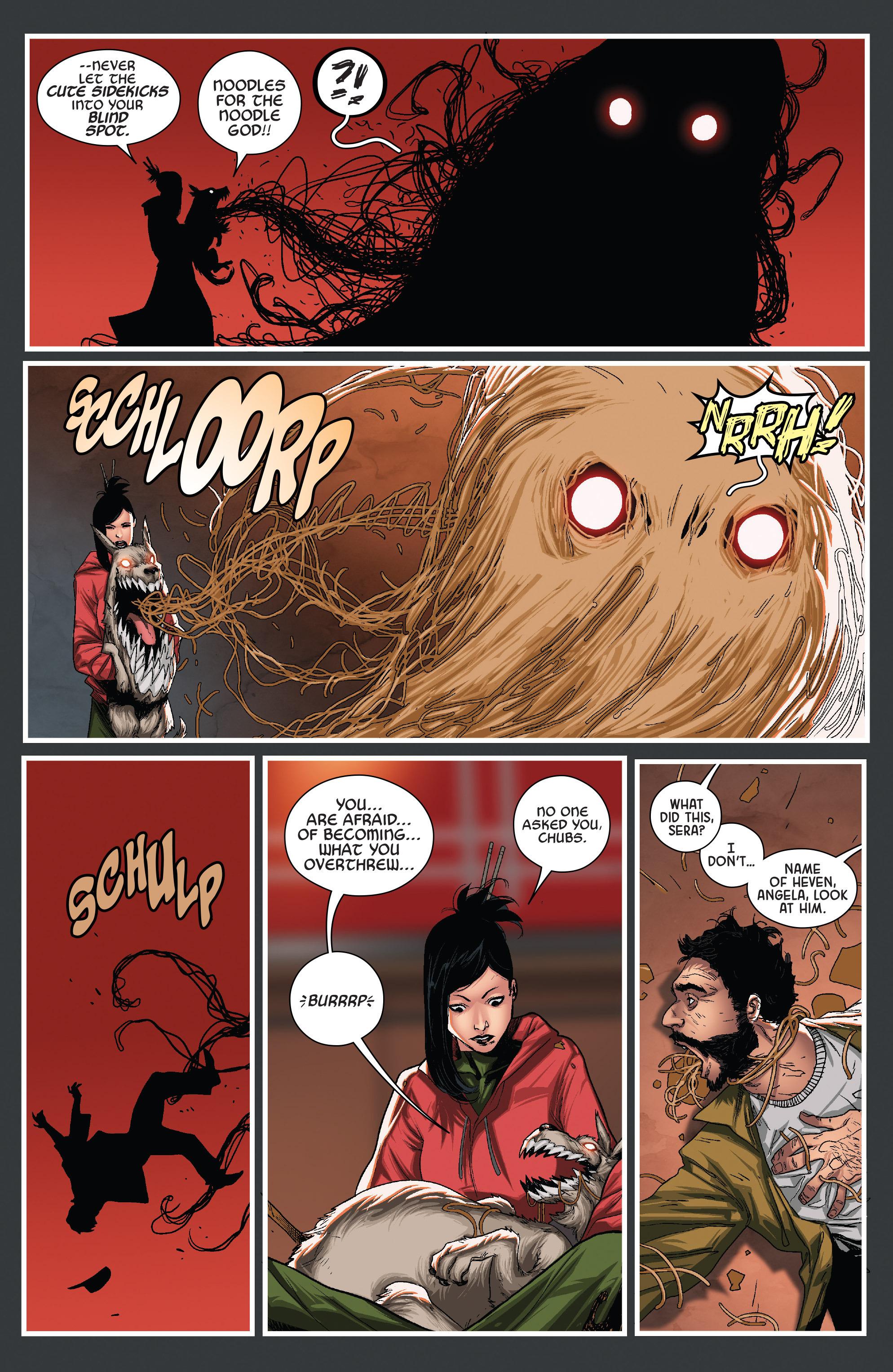Read online Angela: Queen Of Hel comic -  Issue #6 - 10