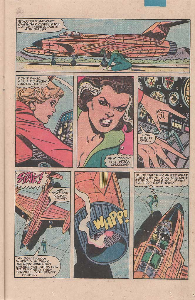 Dazzler (1981) 28 Page 17