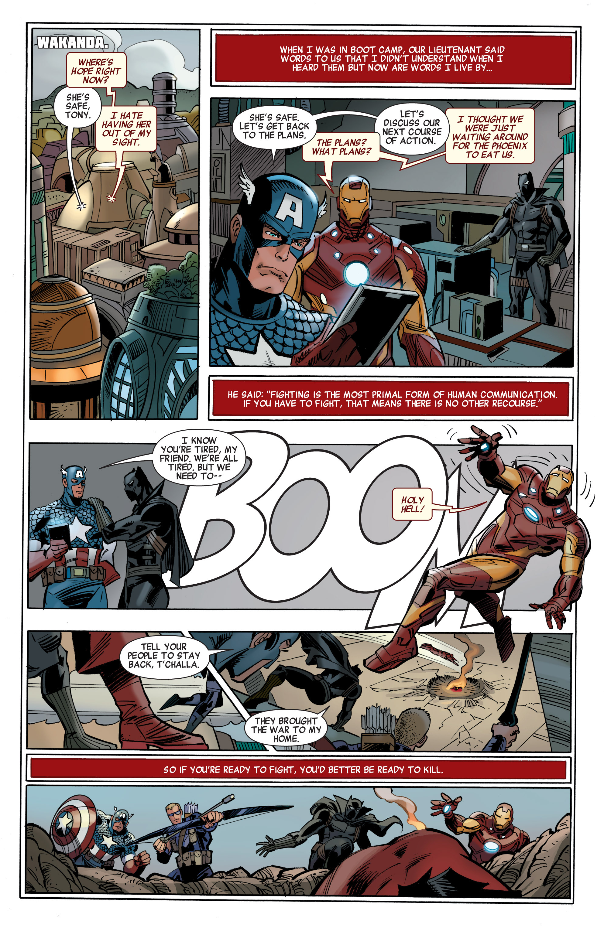 Read online Avengers (2010) comic -  Issue #28 - 17