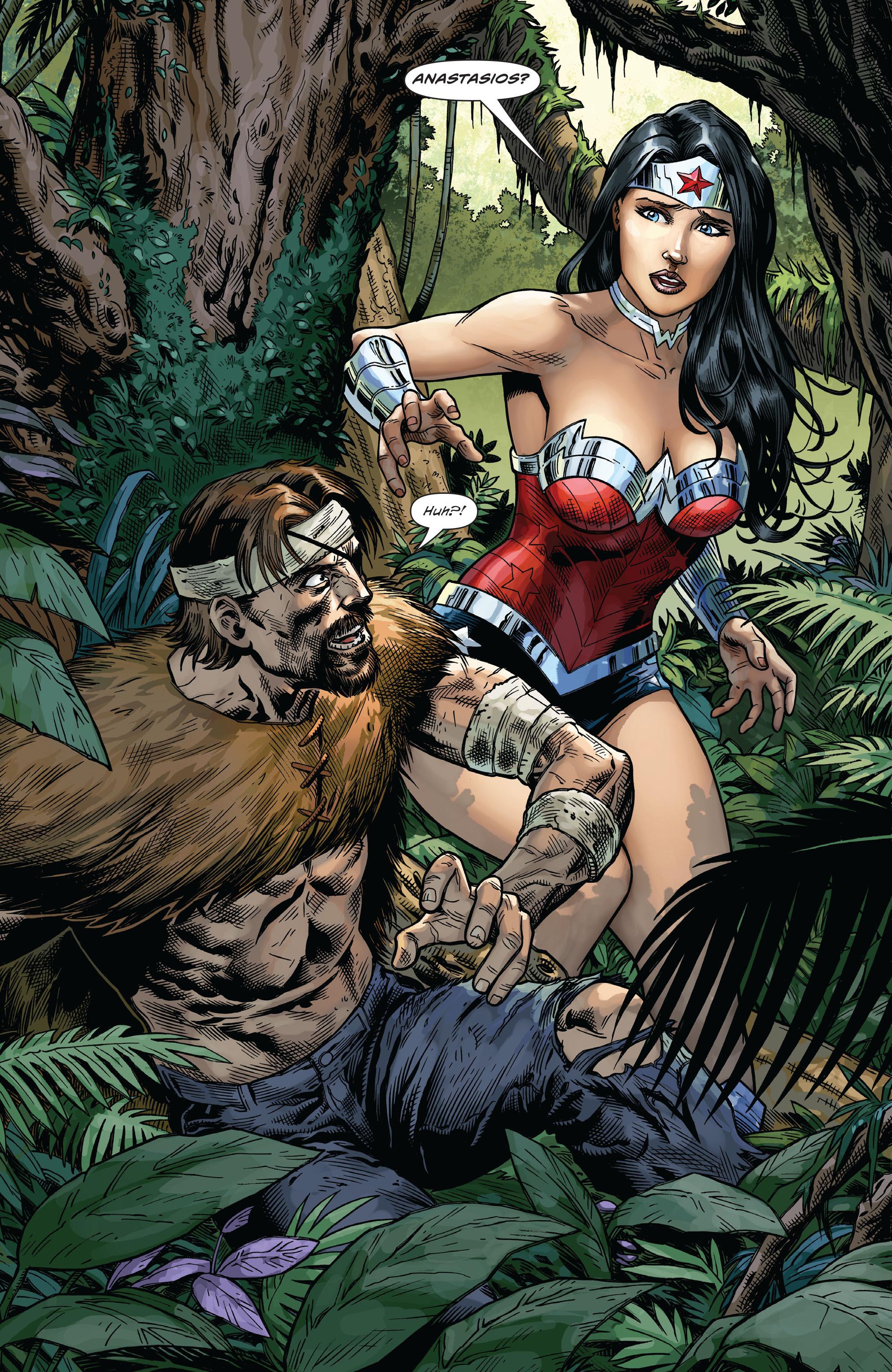 Read online Wonder Woman (2011) comic -  Issue #47 - 13