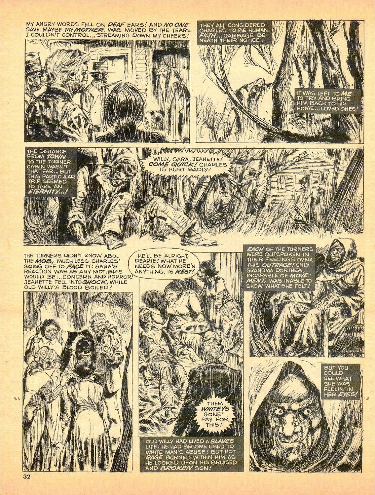 Creepy (1964) Issue #53 #53 - English 31