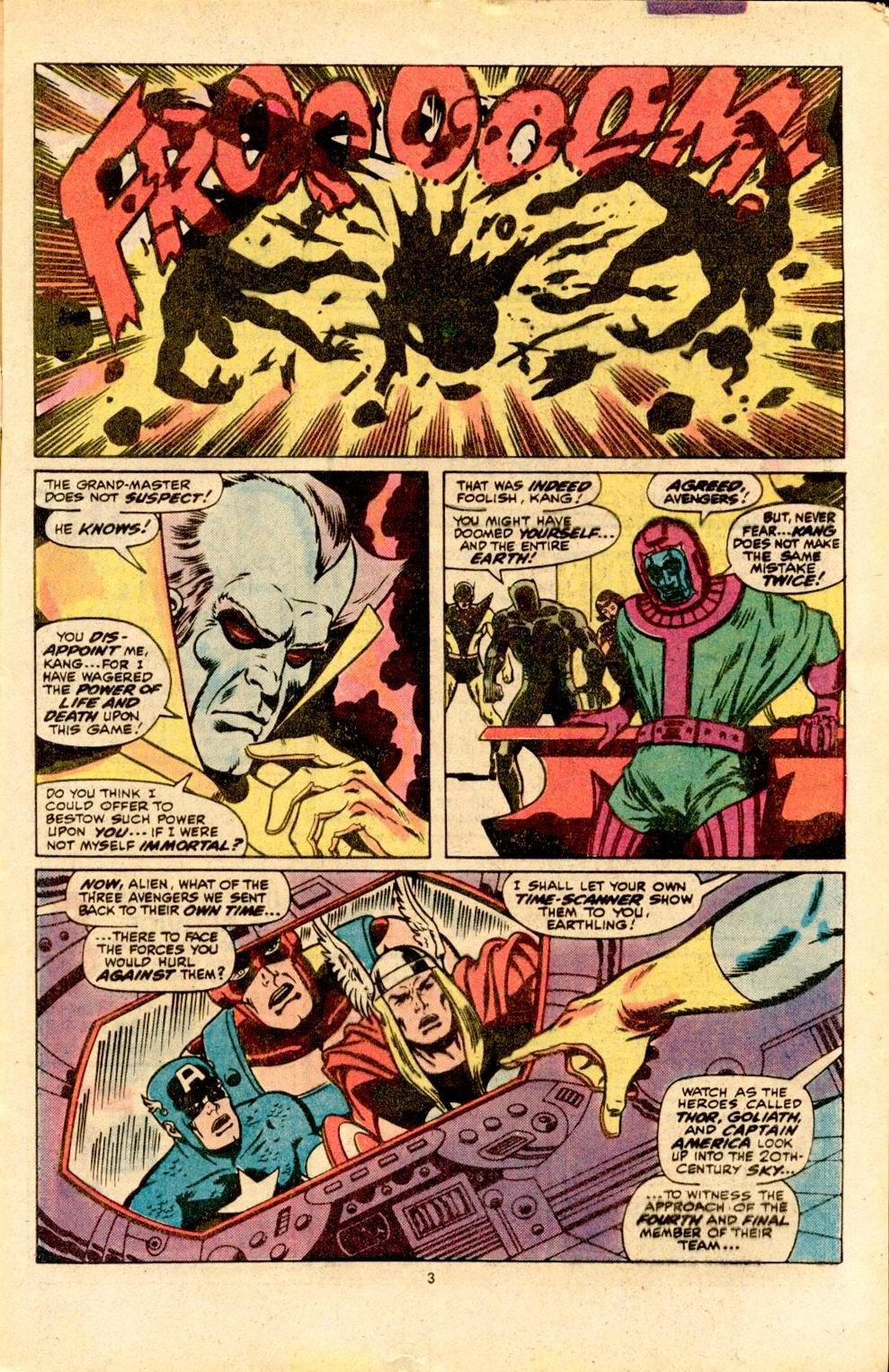 The Avengers (1963) 70 Page 3
