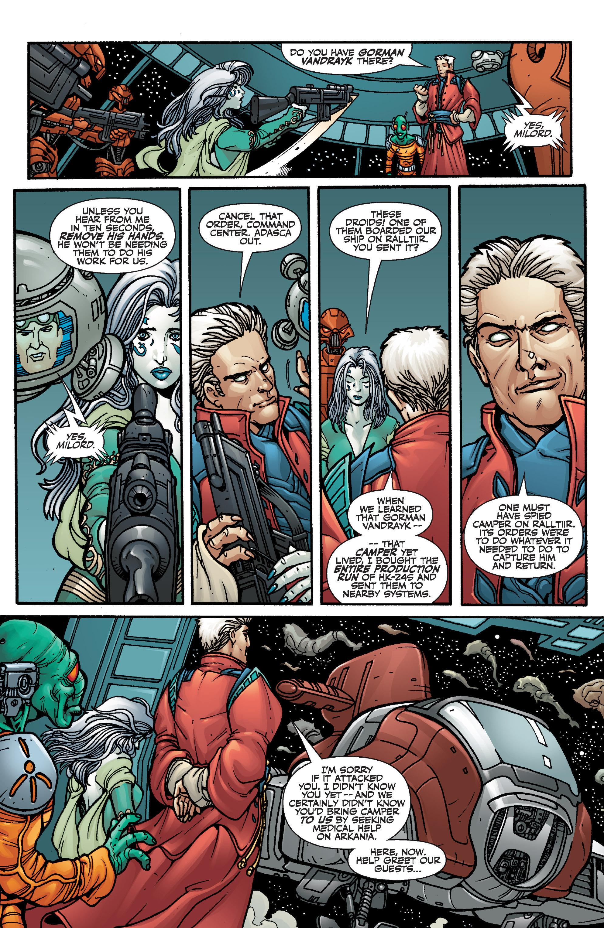 Read online Star Wars Omnibus comic -  Issue # Vol. 32 - 11