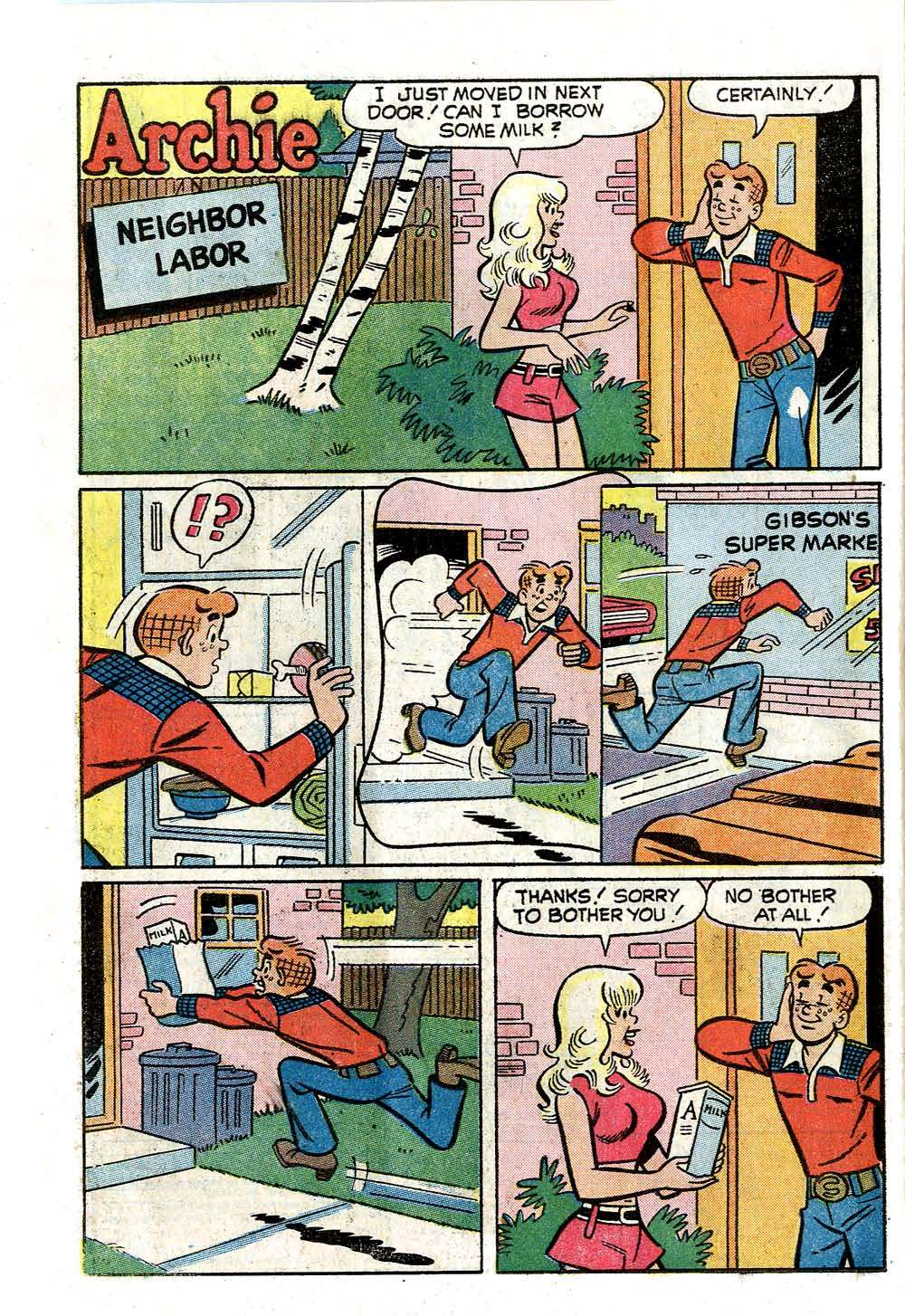 Read online Archie (1960) comic -  Issue #219 - 26