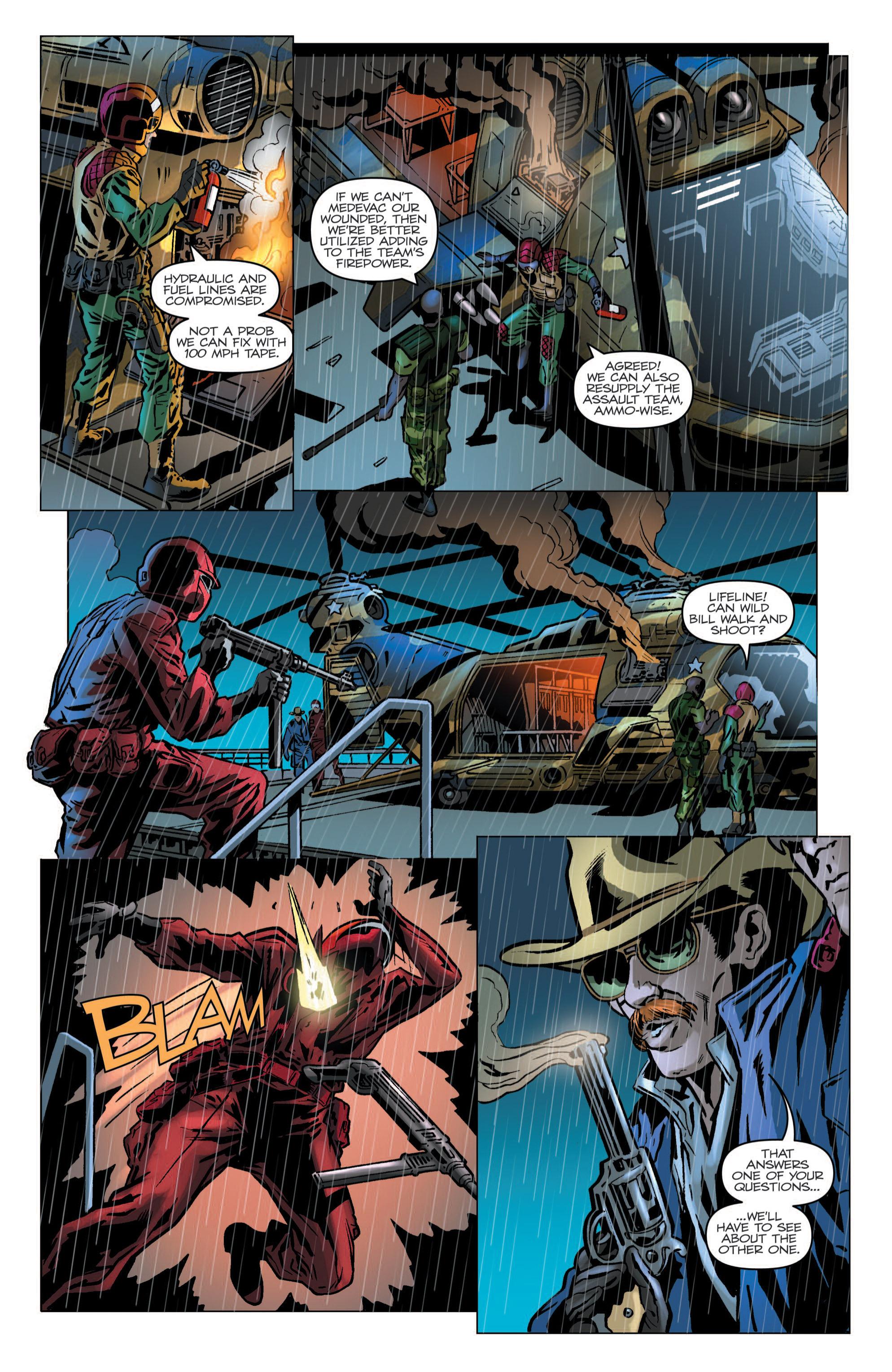 G.I. Joe: A Real American Hero 189 Page 18