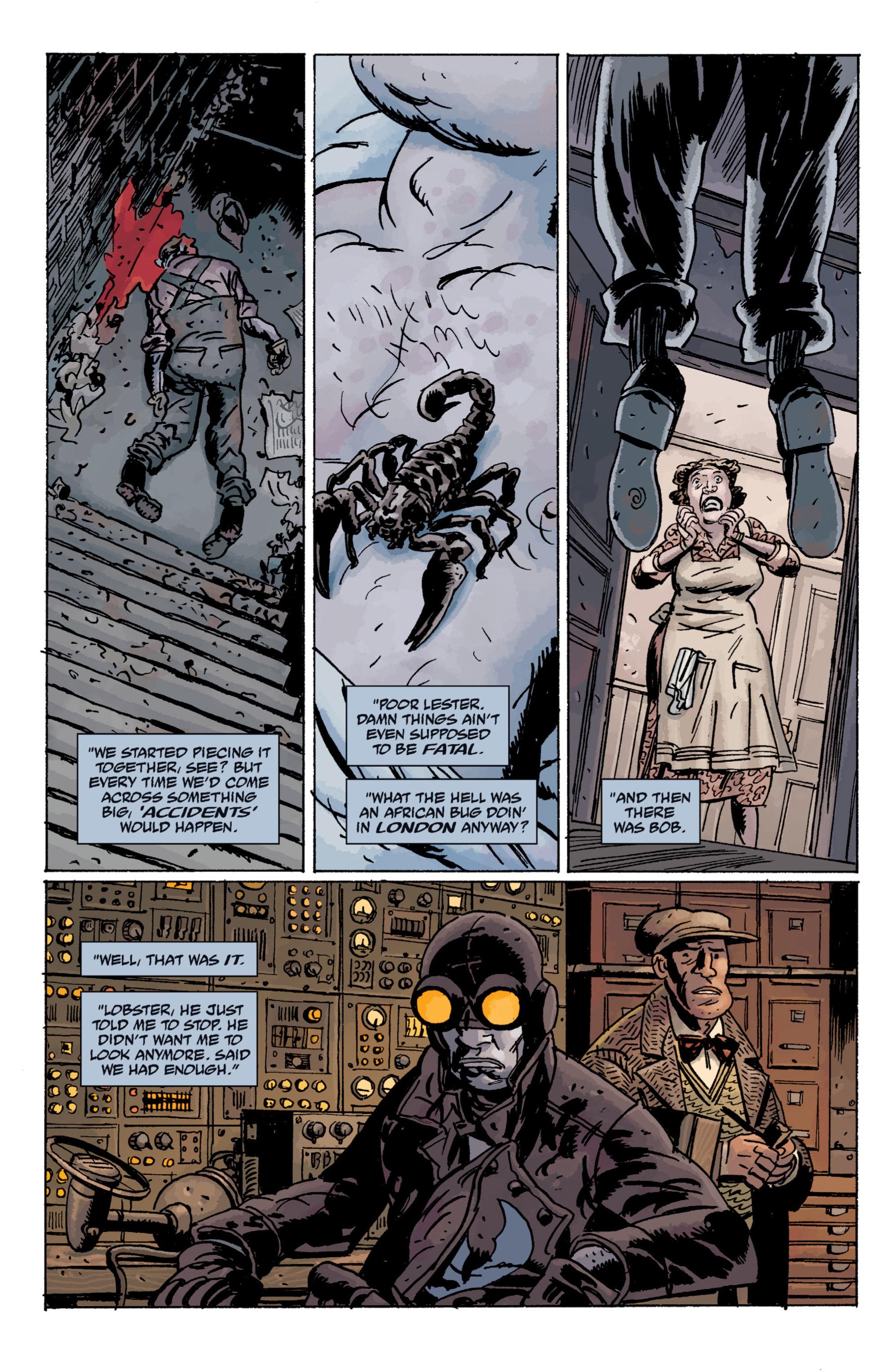 Read online B.P.R.D. (2003) comic -  Issue # TPB 11 - 18