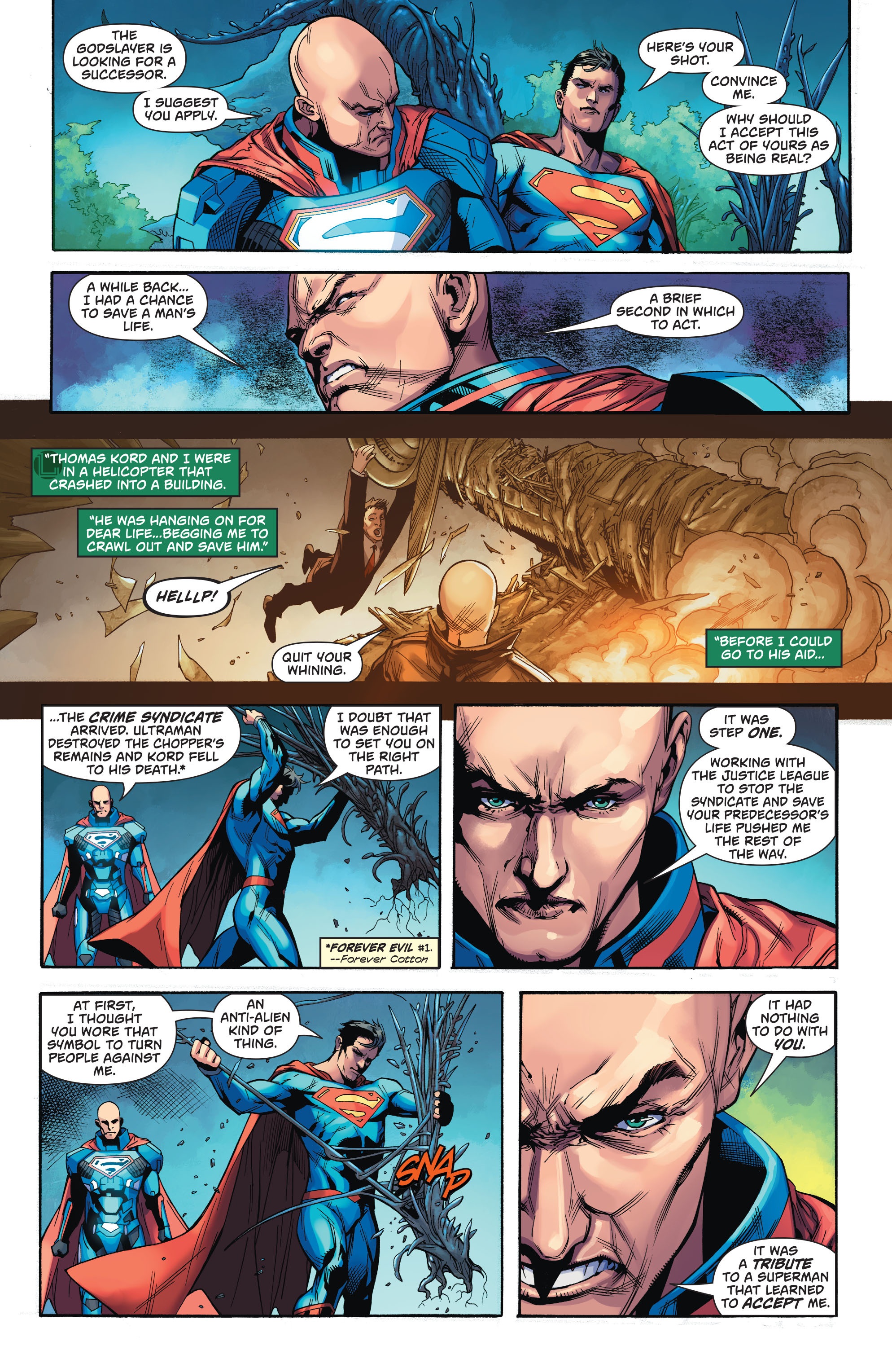 Read online Action Comics (2016) comic -  Issue #971 - 18