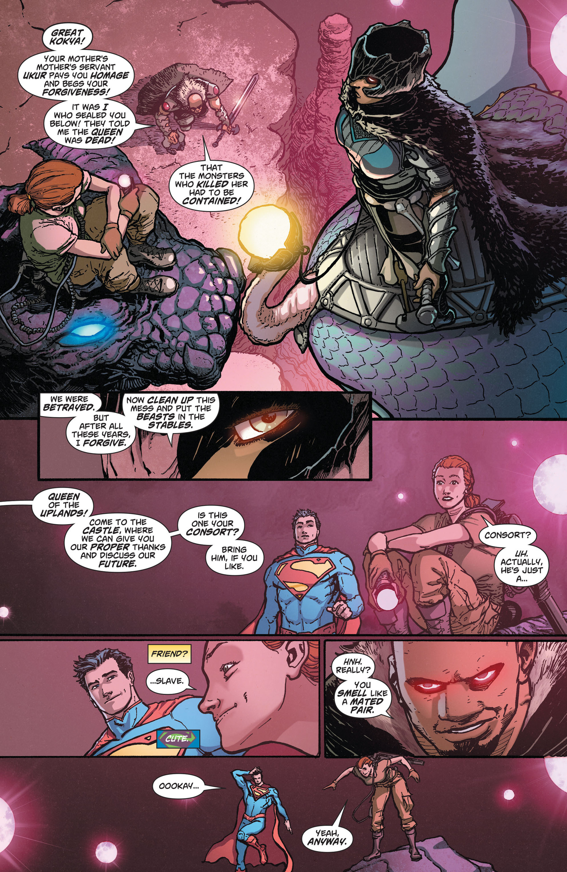 Read online Action Comics (2011) comic -  Issue #28 - 6