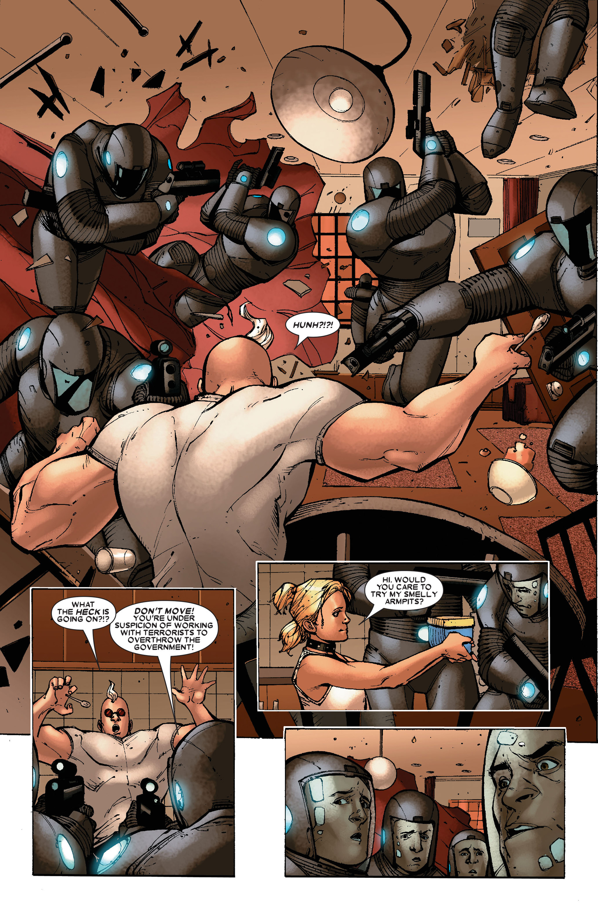 Read online X-Factor (2006) comic -  Issue #17 - 21