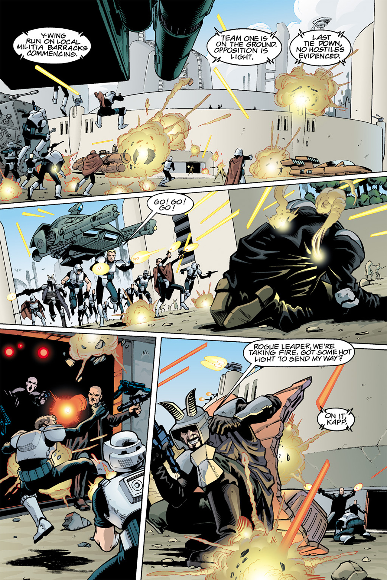 Read online Star Wars Omnibus comic -  Issue # Vol. 3 - 306