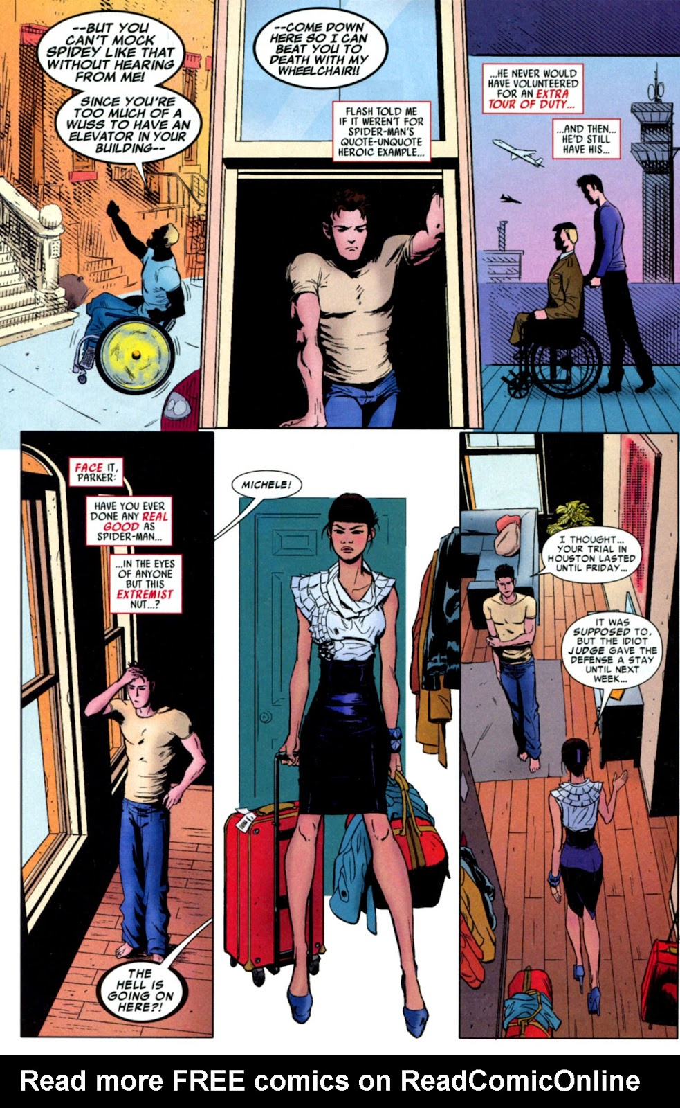 Web of Spider-Man (2009) Issue #8 #8 - English 21