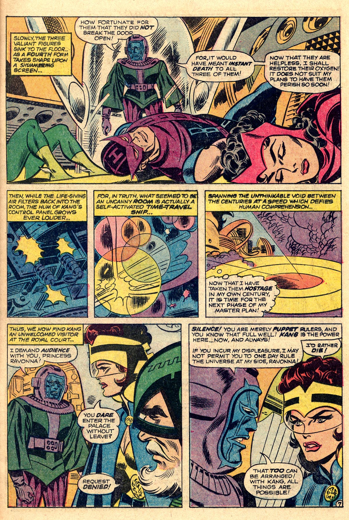 The Avengers (1963) 23 Page 10