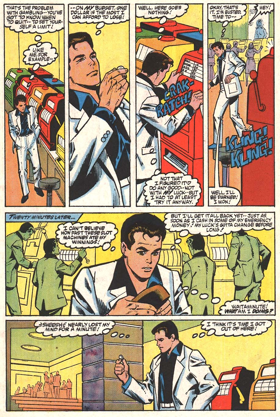Web of Spider-Man (1985) Issue #24 #34 - English 4
