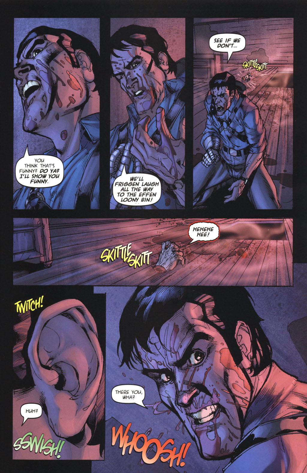Army of Darkness (2006) Issue #6 #2 - English 11