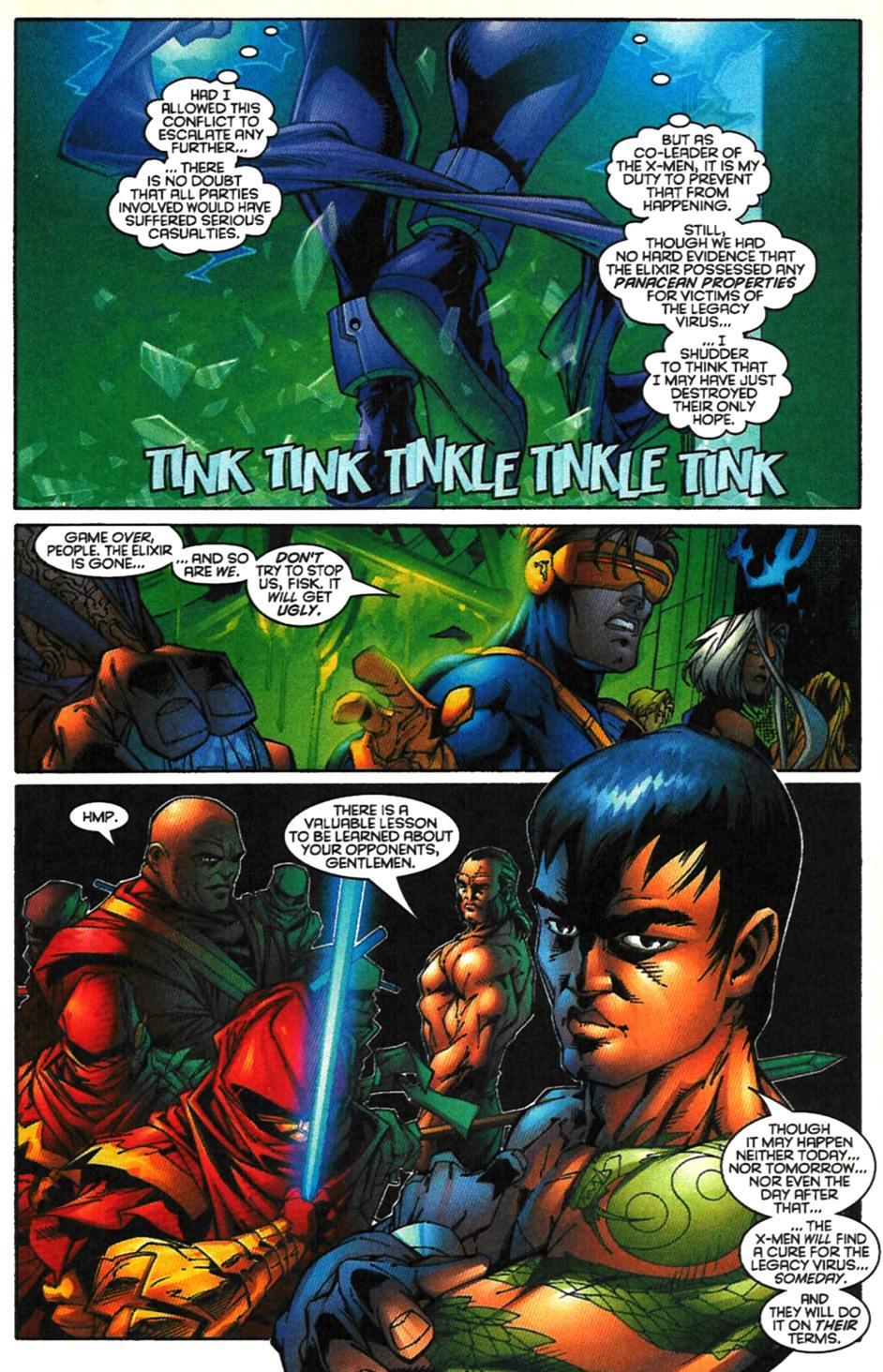 X-Men (1991) 64 Page 18