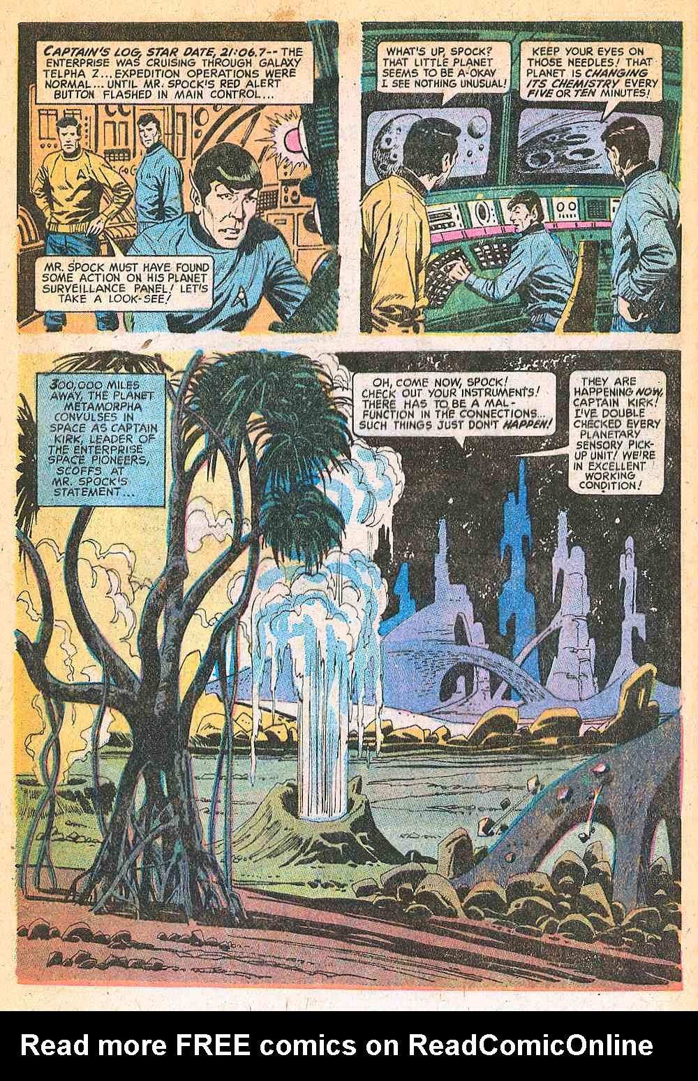 Star Trek (1967) issue 35 - Page 3