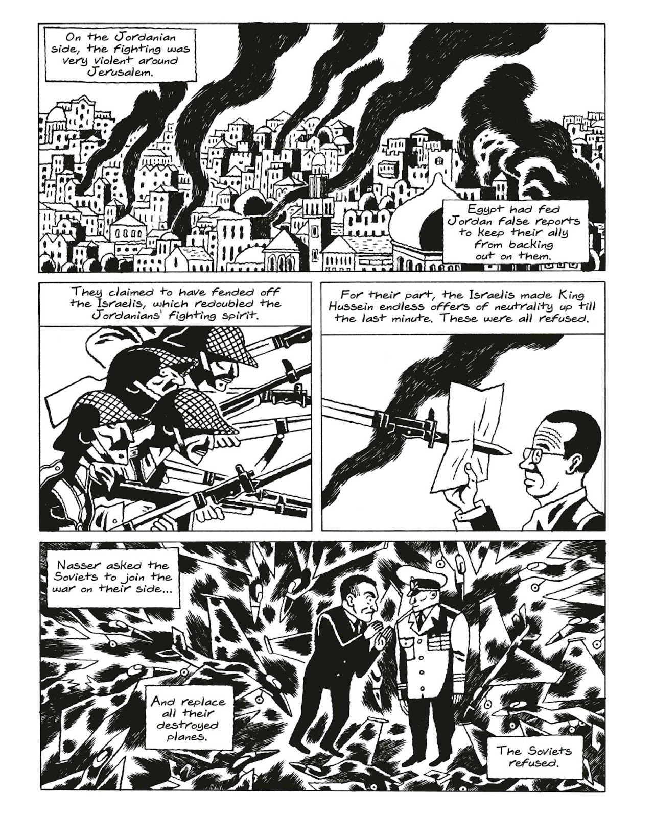Best of Enemies: A History of US and Middle East Relations issue TPB_2 - Page 26