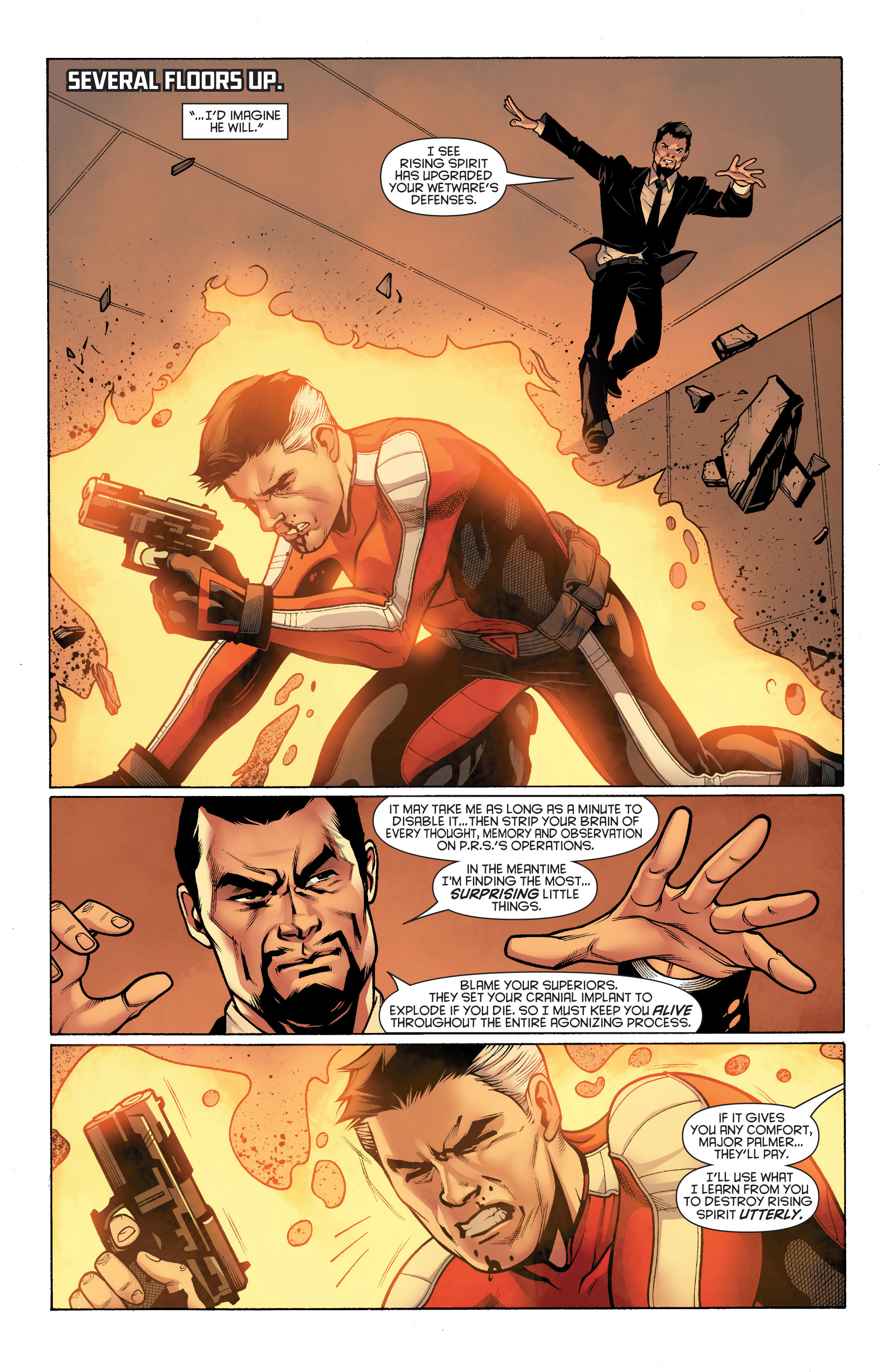 Read online Bloodshot and H.A.R.D.Corps comic -  Issue # TPB 4 - 82