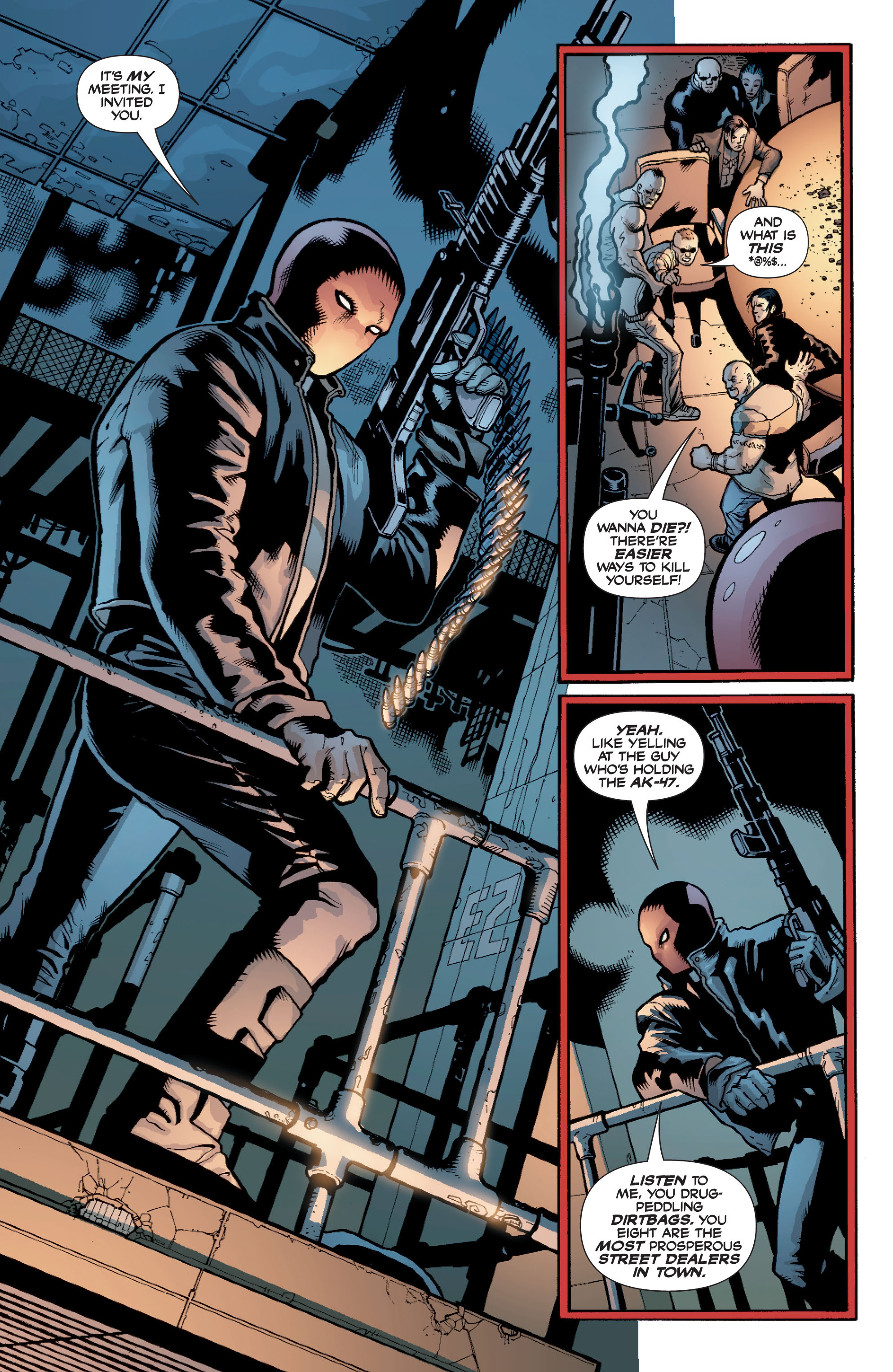 Read online Batman: Under The Red Hood comic -  Issue # Full - 24