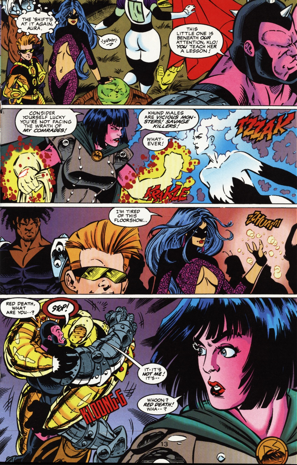 Read online Superboy & The Ravers comic -  Issue #2 - 14