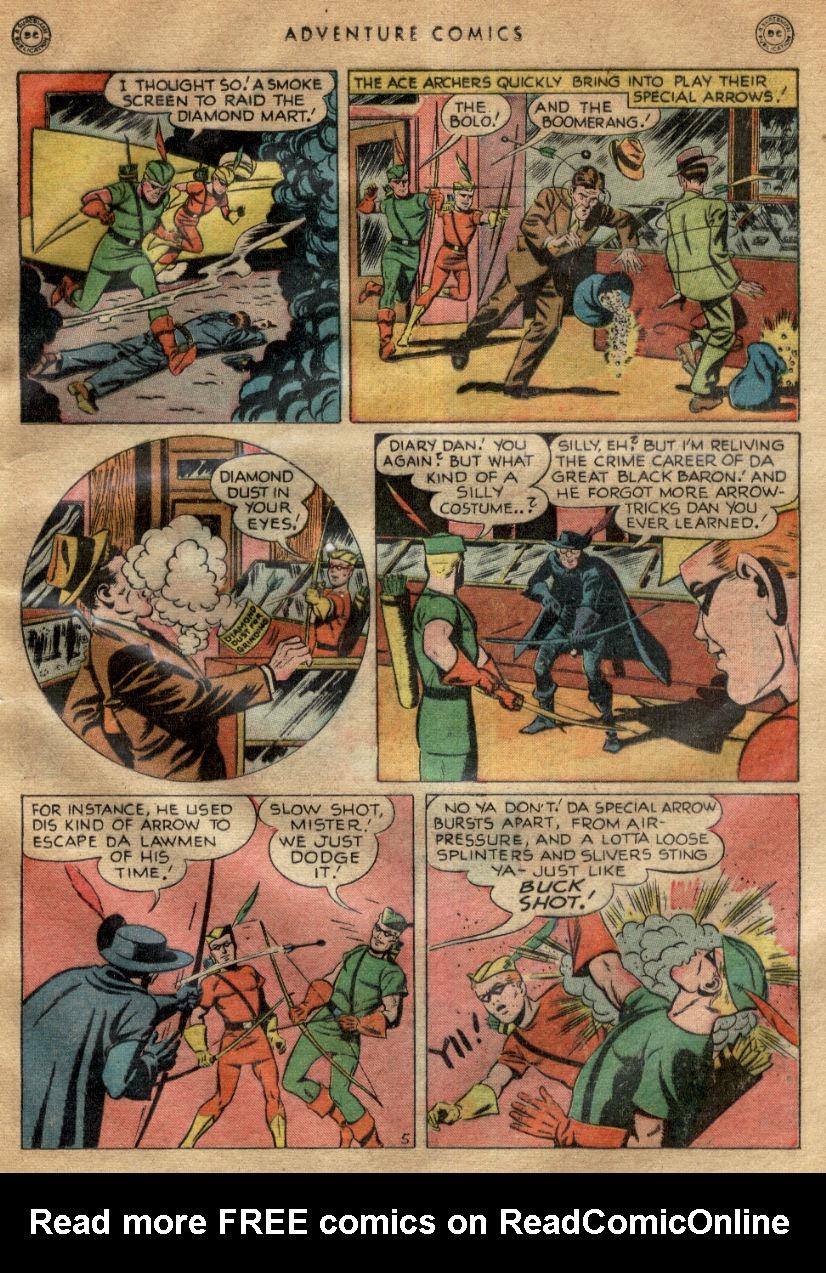 Read online Adventure Comics (1938) comic -  Issue #145 - 17