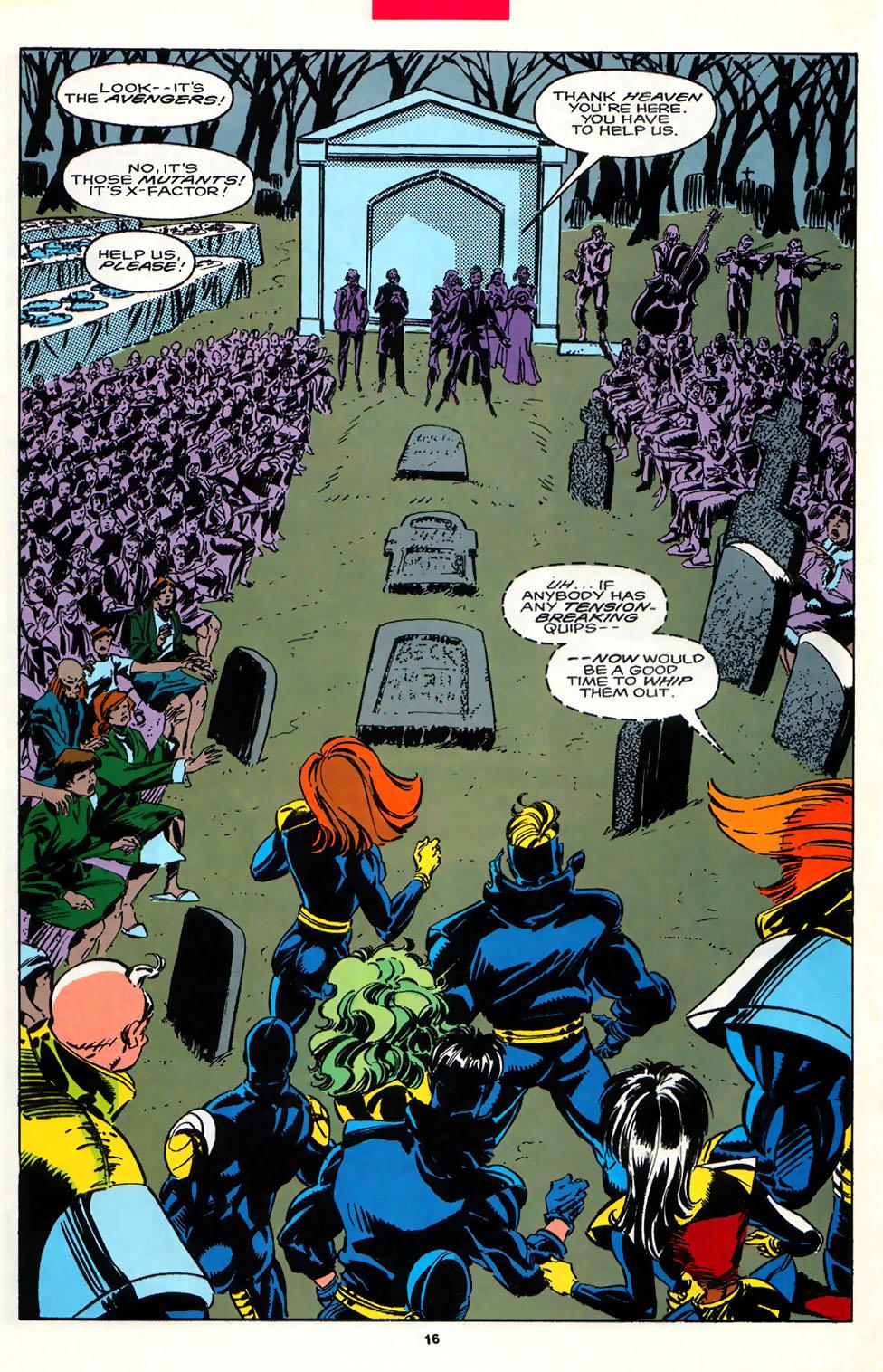 Read online Alpha Flight (1983) comic -  Issue #107 - 12
