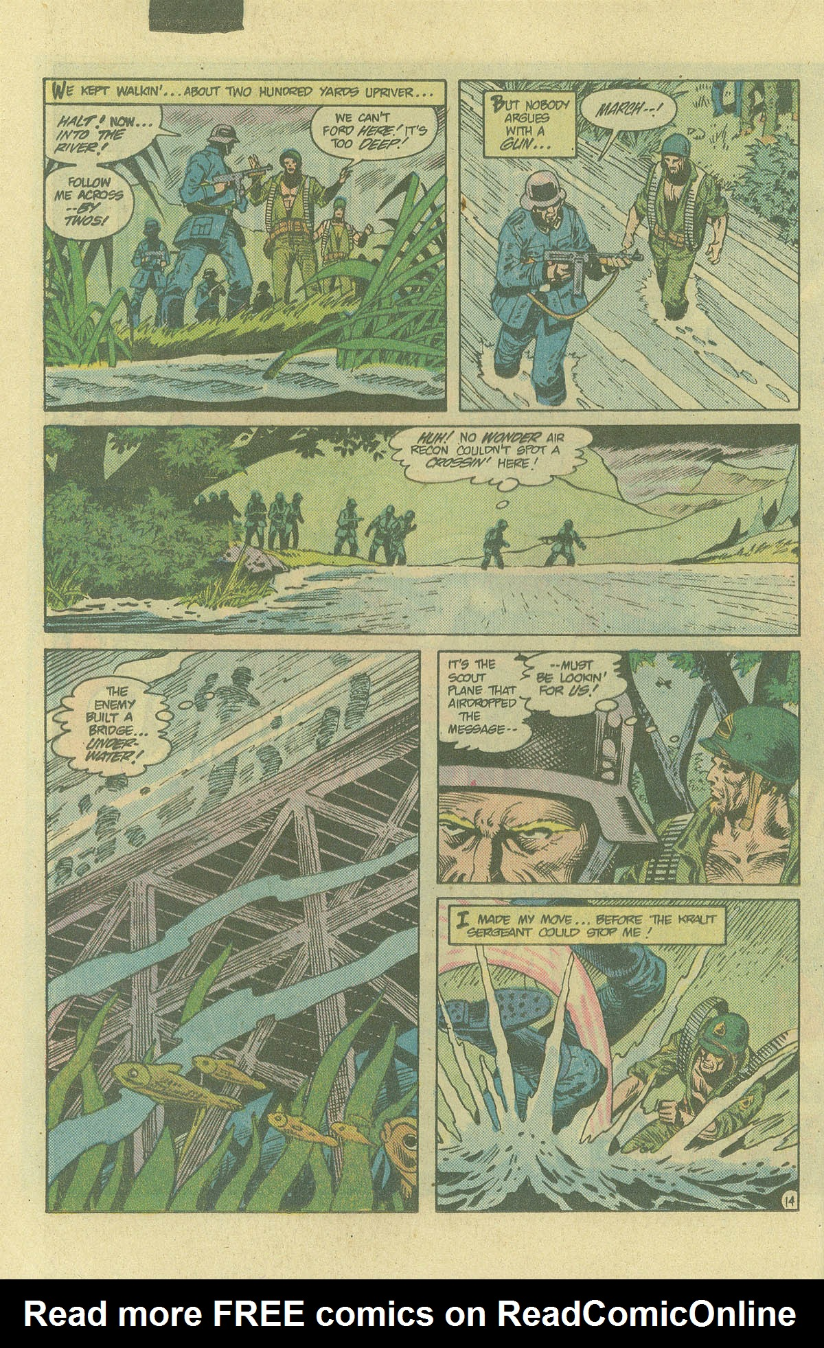Read online Sgt. Rock comic -  Issue #394 - 18