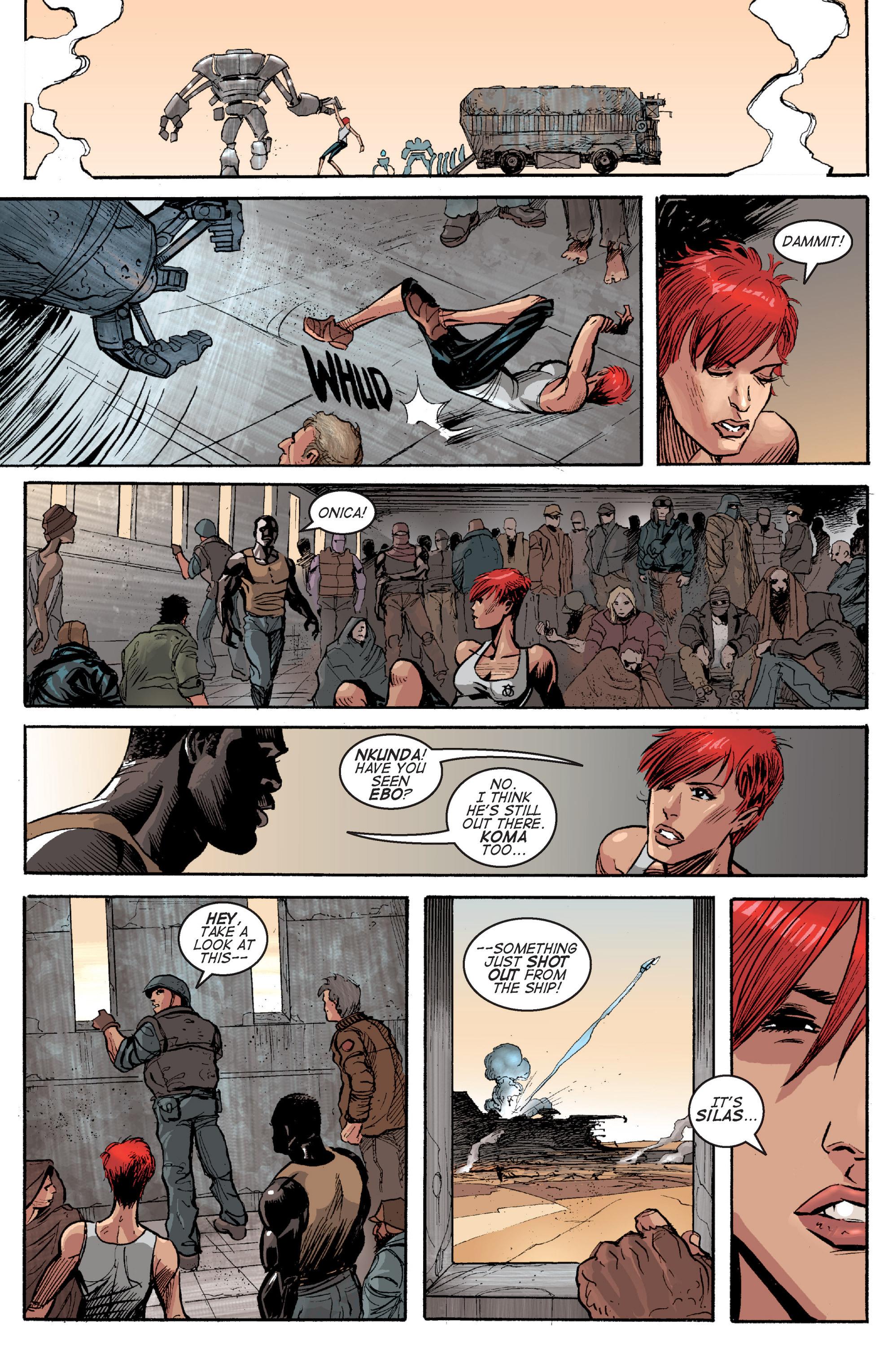 Read online Planetoid comic -  Issue # TPB - 152