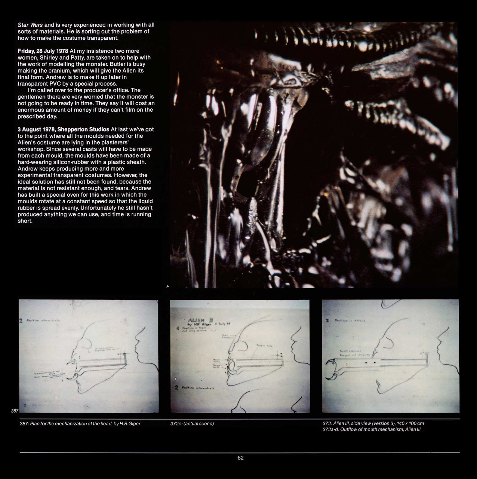 Read online Giger's Alien comic -  Issue # TPB - 64