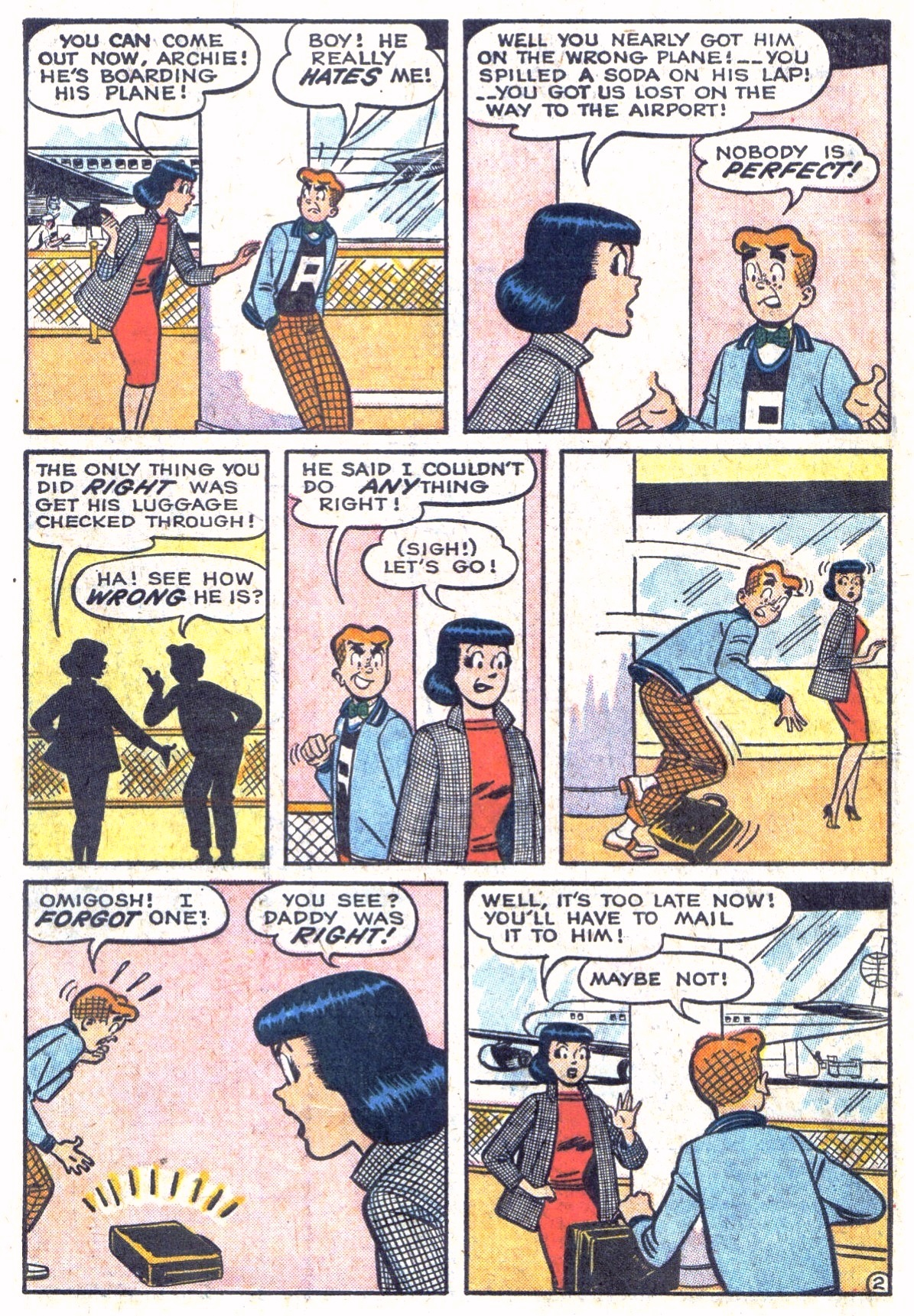 Read online Archie (1960) comic -  Issue #134 - 14
